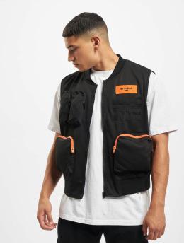 Sixth June Vest Cargo Pocket Transition black