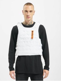 Sixth June Vest Tactical Bullet Proof white