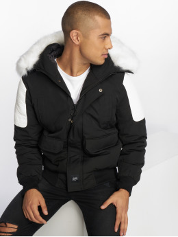 Sixth June Winter Jacket Simple black