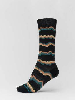 Stance Socks Melting  black
