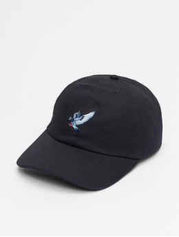 Staple Pigeon Snapback Cap Pigeon Flying Pigeon Twill blue