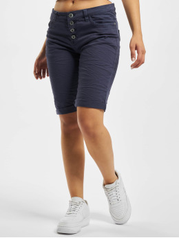 Stitch & Soul Short 5-Pocket Bermuda indigo