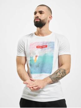 Stitch & Soul T-Shirt Mystic  white