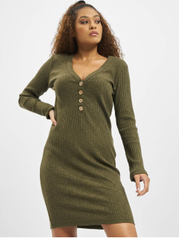 Sublevel Dress Clara  green