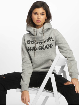 Sublevel Hoodie Good Girl gray