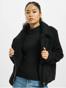 Sublevel Lightweight Jacket Teddy black