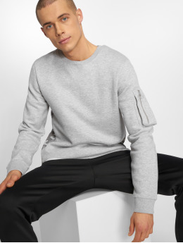 Sublevel Pullover Original gray