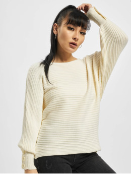 Sublevel Pullover Knit white