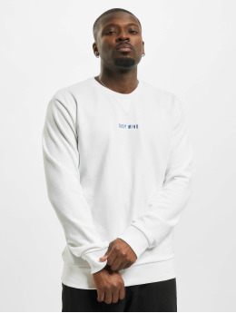 Sublevel Pullover Easy Mind white