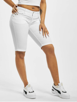 Sublevel Short Bermuda  white