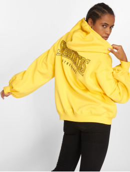 Sweet SKTBS Hoodie Big Squeeze yellow