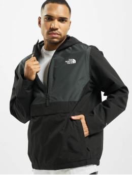 The North Face Lightweight Jacket Waterproof Fanorak black