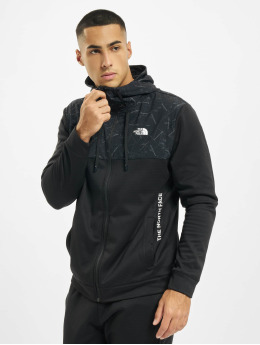 The North Face Lightweight Jacket Train N Logo Overlay black