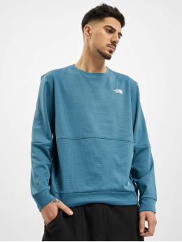 The North Face Pullover Train Logo  blue