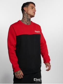 Thug Life Pullover Blaze black