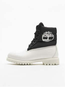 Timberland Boots 6 Inch white