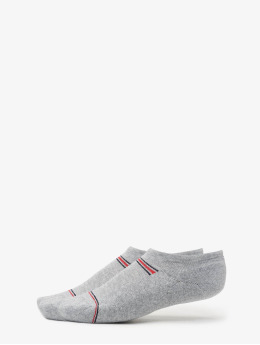 Tommy Hilfiger Dobotex Socks Iconic Sport 2P gray