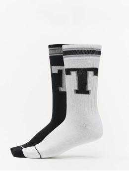 Tommy Hilfiger Dobotex Socks Patch 2P white