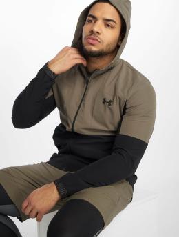 Under Armour Lightweight Jacket Vanish Woven brown