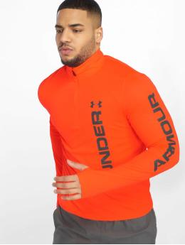 Under Armour Longsleeve UA Speed Stride Split orange