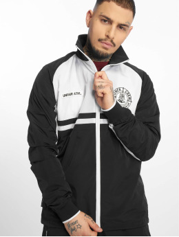 UNFAIR ATHLETICS Lightweight Jacket Light Carbon Windrunner black