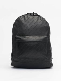 Urban Classics Backpack Imitation Leather black