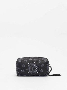 Urban Classics Bag Bandana Print Cosmetic black
