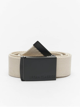 Urban Classics Belt Canvas  beige