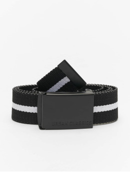 Urban Classics Belt Canvas  black