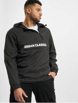 Urban Classics Lightweight Jacket Commuter  black