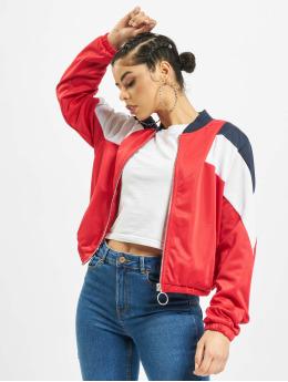 Urban Classics Lightweight Jacket 3-Tone  red
