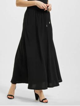 Urban Classics Skirt Viscose Midi  black