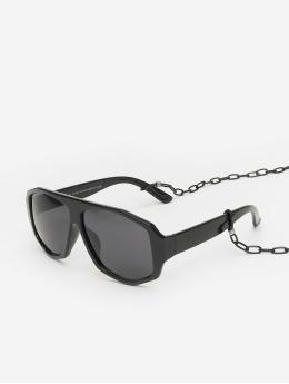 Urban Classics Sunglasses Chain black