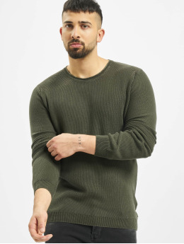 Urban Surface Pullover Crewneck olive