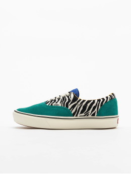 Vans Sneakers UA Comfycush Era Zebra green