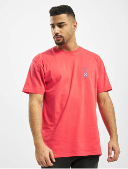 Vans T-Shirt Court Card red