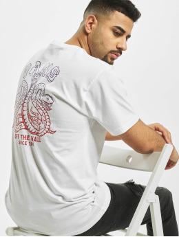 Vans T-Shirt Tres Culebras white