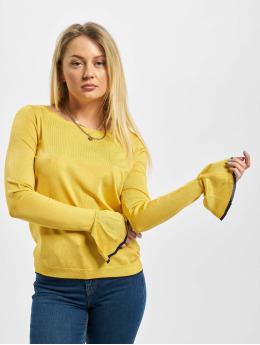 Vero Moda Pullover vmChelsey yellow