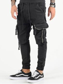 VSCT Clubwear Cargo pants Noah  black