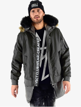 VSCT Clubwear Winter Jacket 2 In 1 Assasin black