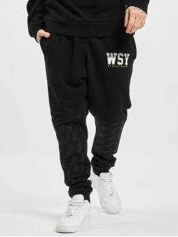 Who Shot Ya? Sweat Pant Playa Hater black