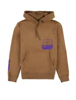 X-Large Hoodie Psd Og brown