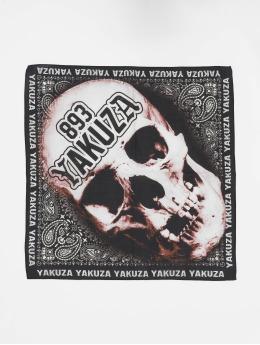 Yakuza Bandana/Durag Muerte black