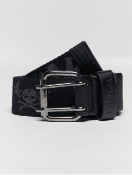 Yakuza Belt Rookie Canvas black