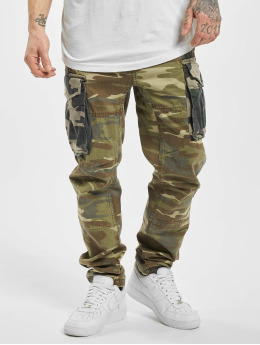 Yakuza Cargo pants Two Tone camouflage