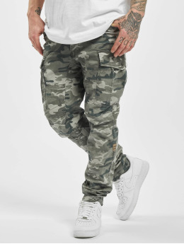 Yakuza Cargo pants Rookie Lite camouflage