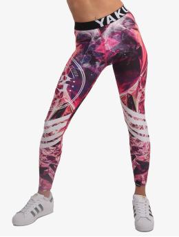 Yakuza Leggings/Treggings Golden Rush  colored