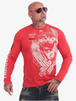 Yakuza Longsleeve Carnal  red