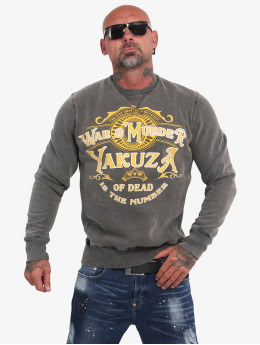 Yakuza Pullover War Is Murder black