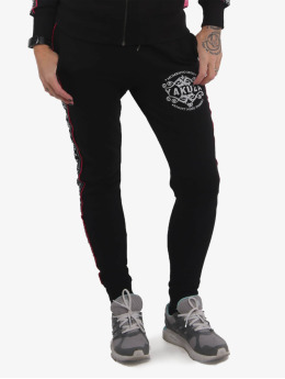 Yakuza Sweat Pant Track Tape black